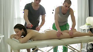 Massage turns nasty for young Magda E