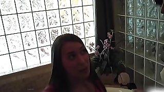 Mofos.com - Ashley Kimber - Busted Babysitters