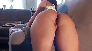 indonesian maid loves morning assfuck