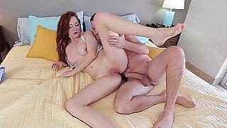 Slutty family members enjoy having dirty sex