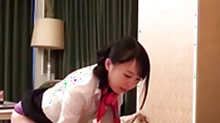Hot Japanese Babe Fucked Video 43