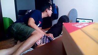 Asian make hidden cam