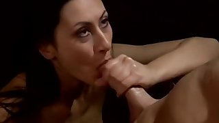 Incredible pornstar Alaura Eden in exotic blowjob, facial porn movie