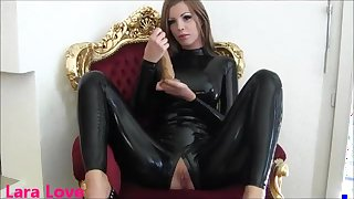 Lara Love - Mach dich lächerlich - Countdown - Kinky Ass Fuck