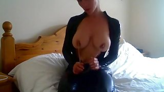 Exotic Amateur record with Piercing, Webcam scenes