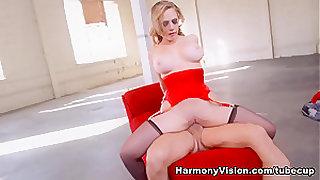 Crazy pornstars Kagney Linn Karter, Anissa Kate in Amazing Big Tits, Cumshots xxx scene