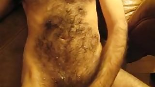 Flooding the fur of thick-dicked furry otter with hung ginger daddy cum
