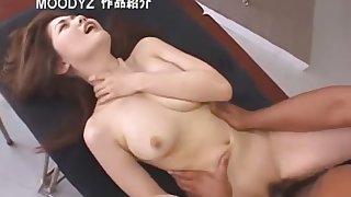 Best Japanese model Ami Hanamiya in Horny Stockings/Pansuto, Dildos/Toys JAV video