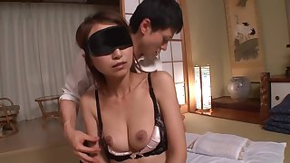 Hottest Japanese chick Rei Aoki in Horny dildos/toys, masturbation JAV clip