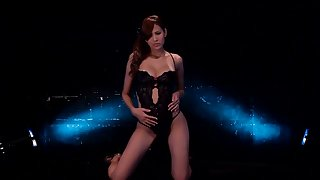 Amazing Japanese model Aoi Manami in Crazy fake tits, solo girl JAV clip
