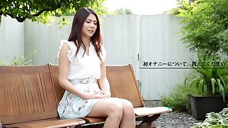 Exotic Japanese girl An Morishita in Incredible striptease, college JAV movie