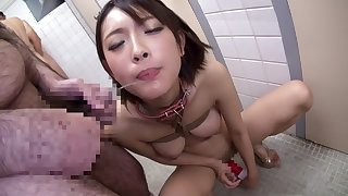 Yuzu Ogura in Public Toilet Pervert part 1.4