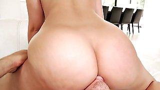 Beautiful Anikka Albrite gets anal