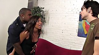 Reena Sky Prefers Big Black Cock - Cuckold Sessions