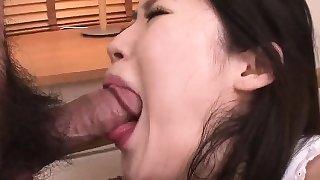 Stuning toy porn Japanese xxx along Naomi Sugawara