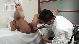 Medical Fetish Asians Nathan and Argie