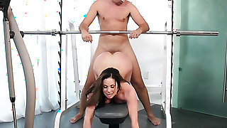 Keiran Lee cant resist unbelievably hot Kendra Lusts attraction