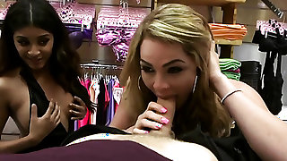 Michael Vegas drills dangerously seductive Katalina